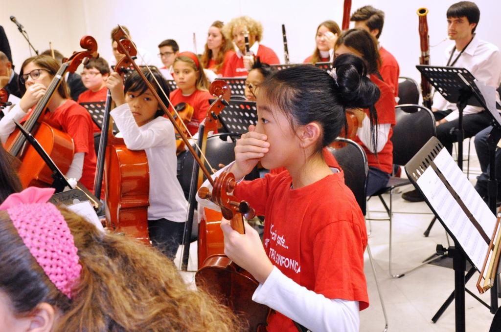 L'Orchestra dei Quartieri Spagnoli