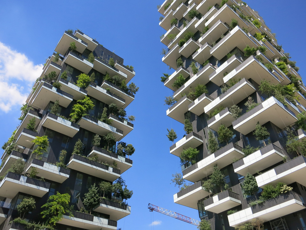 Bosco verticale il grattacielo pi bello e innovativo for Mini palazzi